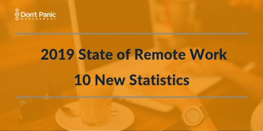 Ten statistics that reveal the state of remote work in 2019