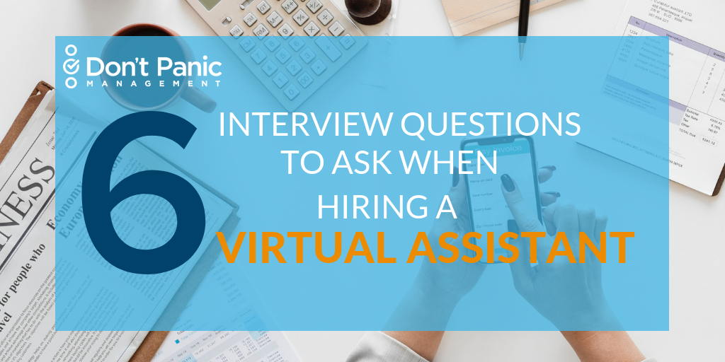 6 Tips to Improve Your Communication With Your VA   Don't Panic Mgmt Virtual Assistant