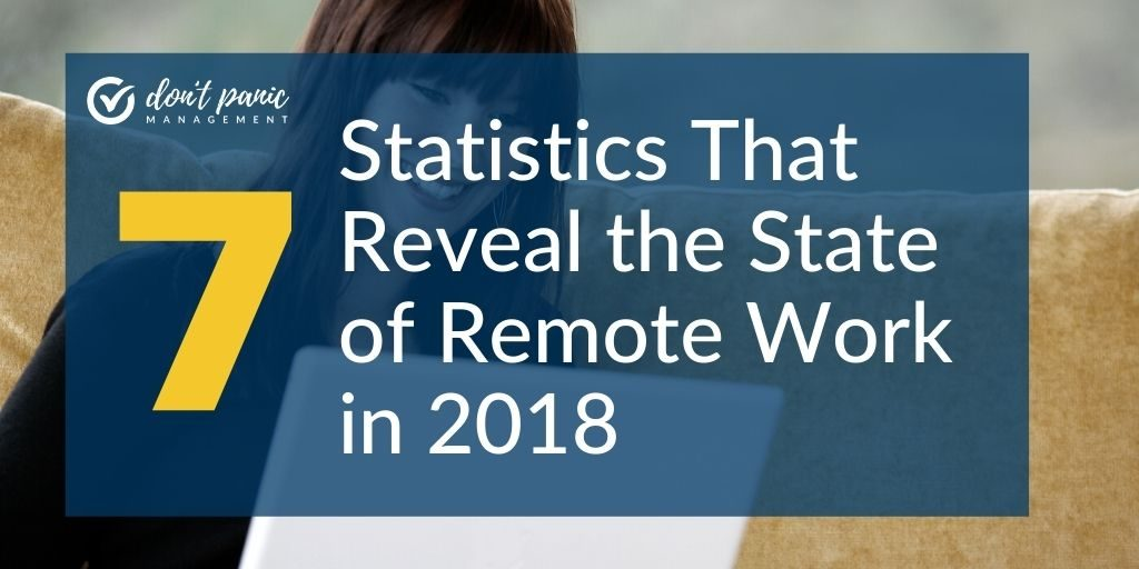 Remote Work in 2018